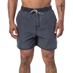Rip Curl Easy Living 16'' Volley Boardshorts Herrer, black